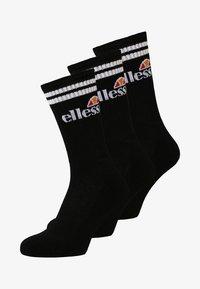 Ellesse - PULLO 3 PACK - Socks - anthracite - 0