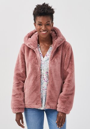 Winter jacket - rose pastel