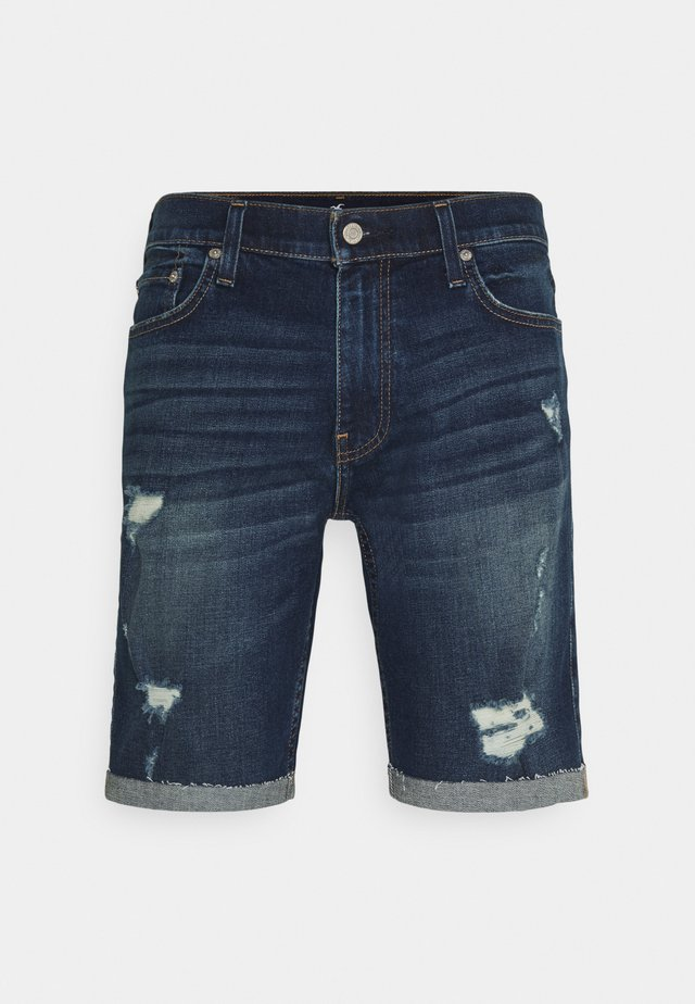 Shorts di jeans - dark