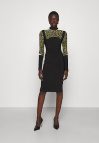 Just Cavalli - DRESS - Jersey dress - black - 0