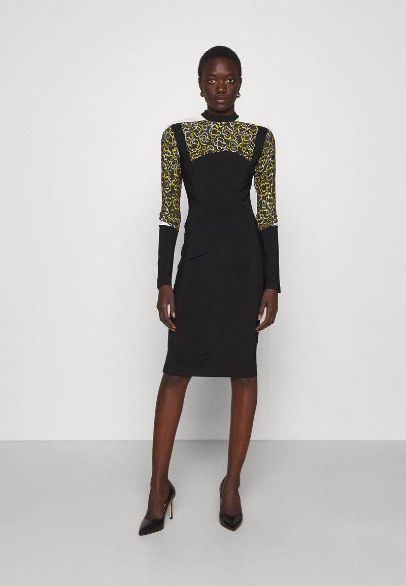 Just Cavalli - DRESS - Jersey dress - black