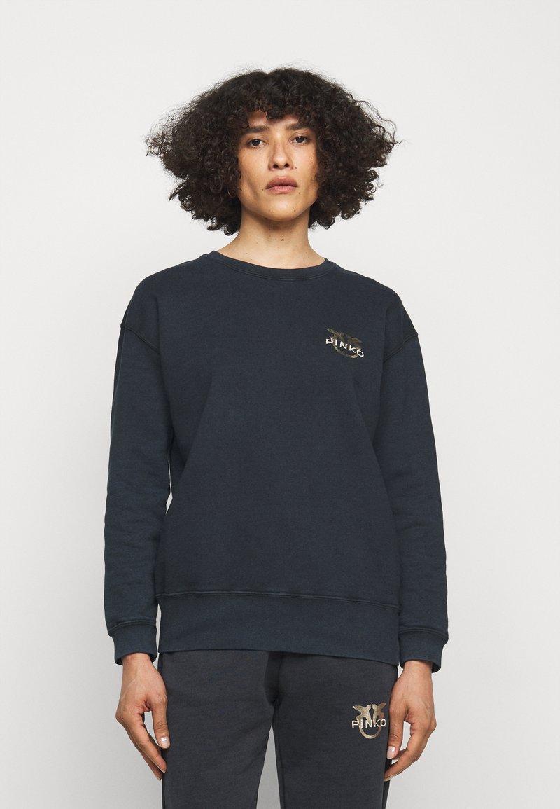 Pinko - SANO MAGLIA - Sweatshirt - black