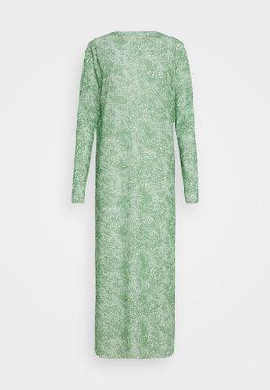 DAGMAR - Maxi dress - light green