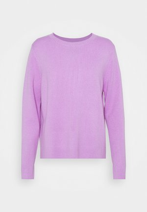BOXY - Jumper - lilac