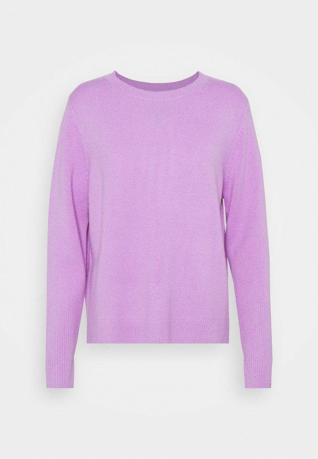 BOXY - Pullover - lilac