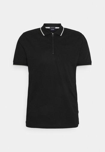 PHILLIP - Polo shirt - black
