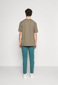 Levi's® - XX CHINO SLIM FIT II - Chino kalhoty - harbor blue s twill gd - 2