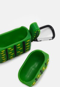 Urban Classics - POPART EARPHONECASE UNISEX 2 PACK - Jiné doplňky - green/yellow - 2