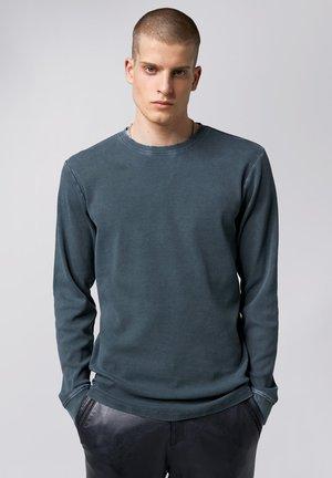 Sweatshirt - vintage asphalt