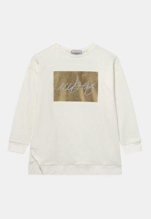 GIROCOLLO OVER - Sweater - off white