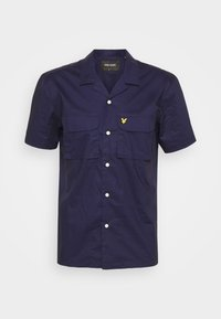 UTILITY POCKET SHIRT - Shirt - navy