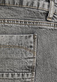 MAMALICIOUS - TOWN CROPPED COMFY - Slim fit jeans - light grey denim - 2