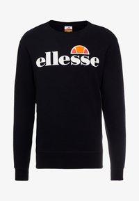 Ellesse - SUCCISO - Sweatshirt - black - 4