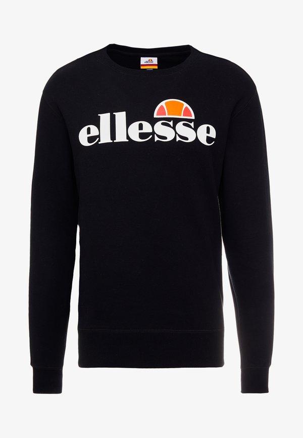 Ellesse SUCCISO - Bluza - black/czarny Odzież Męska TYHR