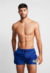 Diesel - SANDY  - Swimming shorts - blue - 0