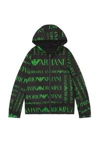 Emporio Armani - BLOUSON - Välikausitakki - logo verde - 0