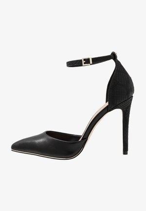ICONIS - Zapatos altos - black
