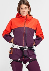 Mammut - Masao  - Softshelljacke - blackberry-spicy - 0