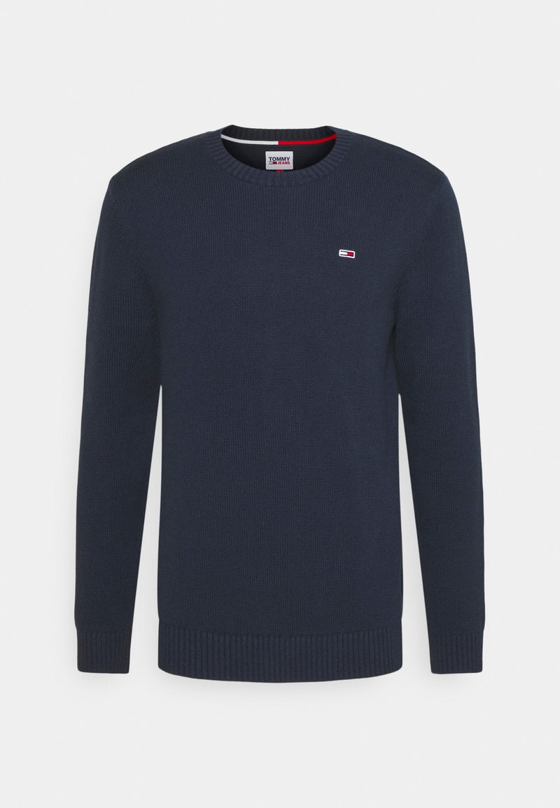 Tommy Jeans - ESSENTIAL - Jumper - twilight navy