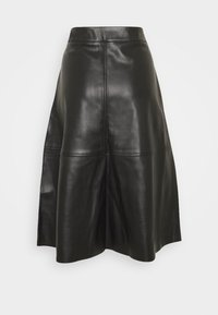 Freequent - HARLEY - A-line skirt - black - 1