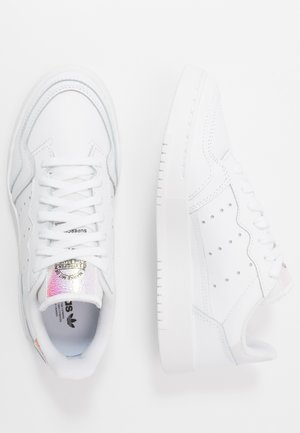 SUPERCOURT - Baskets basses - footwear white/core black