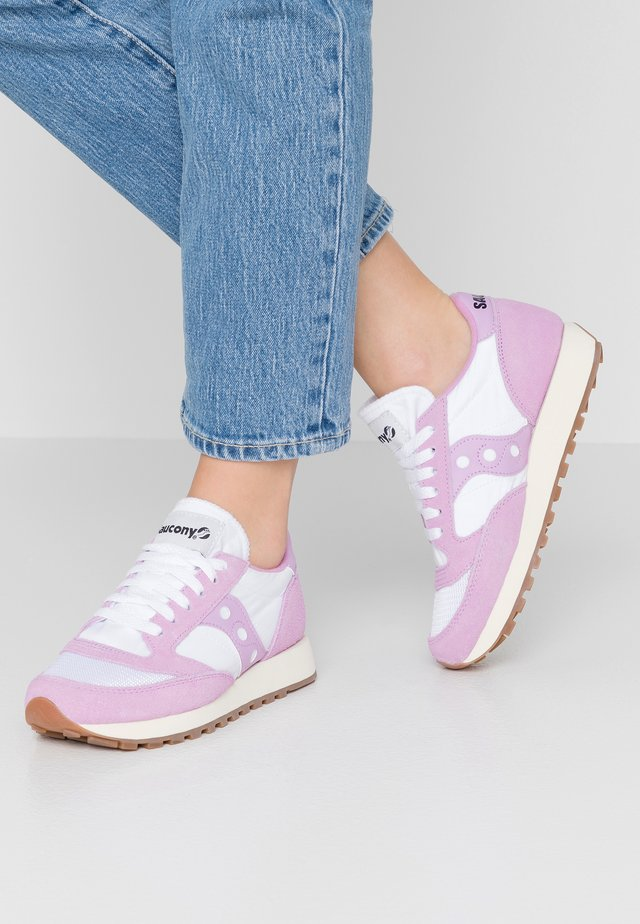 JAZZ VINTAGE - Sneakers basse - purple/white