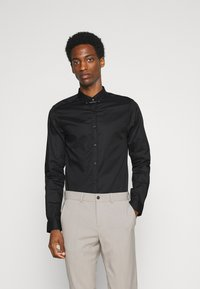 Shelby & Sons - FORDWICH SHIRT - Formal shirt - black - 0