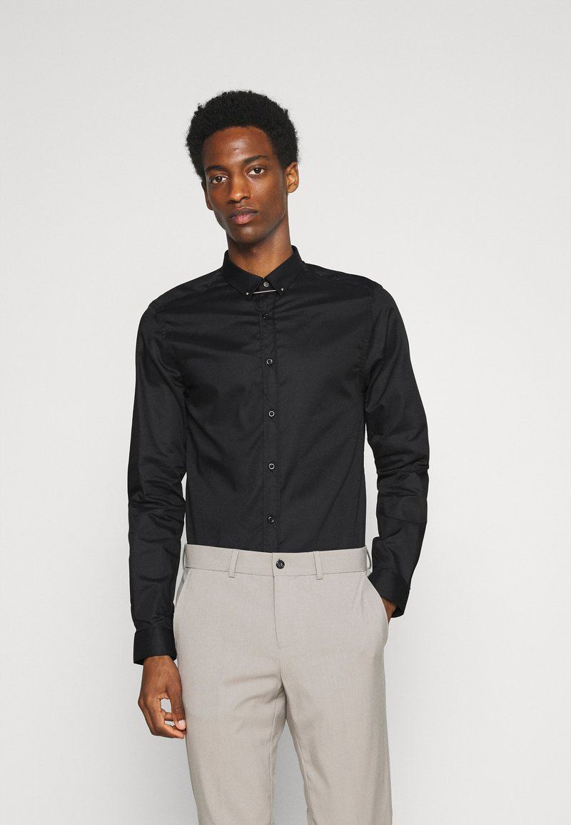 Shelby & Sons - FORDWICH SHIRT - Formal shirt - black