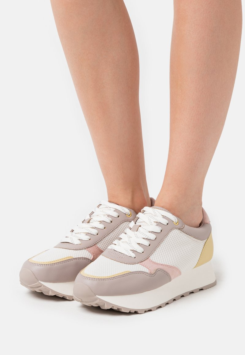 PARFOIS - Trainers - pastel colors