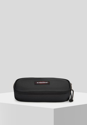 AUTHENTIC/OVAL SINGLE CORE COLORS - Wash bag - black