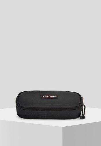 AUTHENTIC/OVAL SINGLE CORE COLORS - Wash bag - black