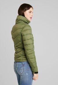 Superdry - 3 IN 1 JACKET - Light jacket - four leaf clover - 4