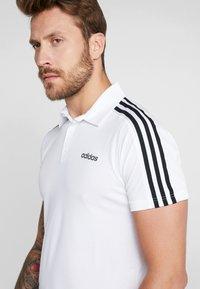 adidas Performance - Funktionstrøjer - white/black - 4