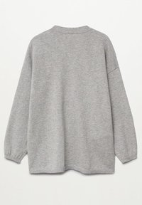 Mango - KIMO - Cardigan - gris chiné moyen - 1