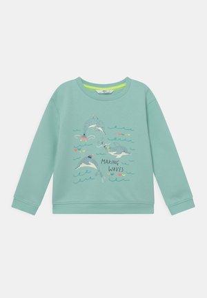 DOLPHIN - Sweatshirt - aqua