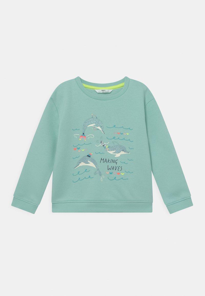 Marks & Spencer London - DOLPHIN - Sweatshirt - aqua