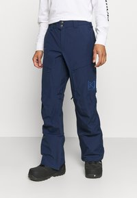 Burton - GORE SWASH DRESS - Snow pants - dress blue - 0