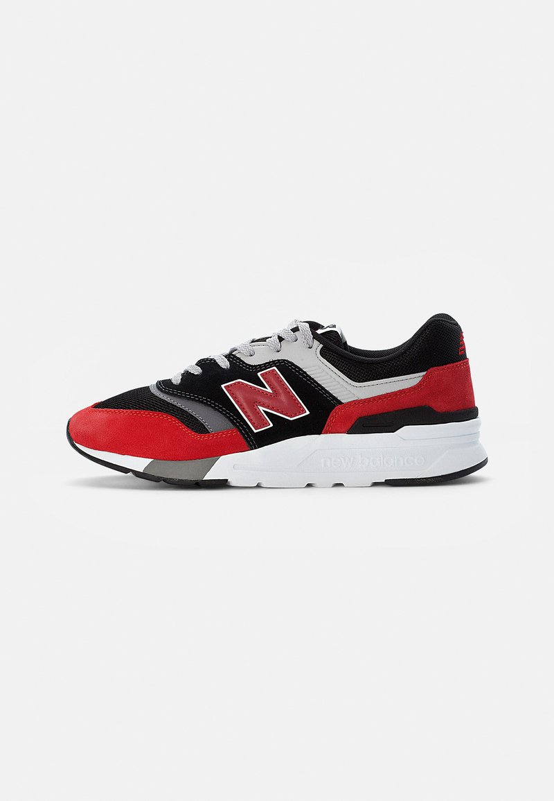 New Balance - 997 - Sneakers - red/grey