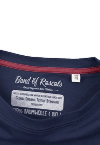 Band of Rascals - MIC DROP - Long sleeved top - navy - 2