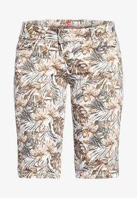Buena Vista - Shorts - tropical brown - 3