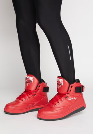 33 HI - Höga sneakers - chinese red/black/white