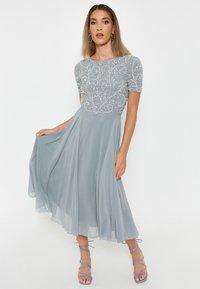 BEAUUT - Cocktail dress / Party dress - teal - 1
