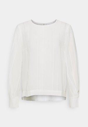 JESARAIW - Bluser - whisper white