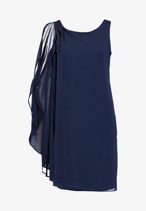 LAURIE - Cocktail dress / Party dress - bleu marine