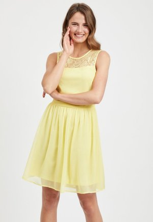 Cocktail dress / Party dress - sunshine