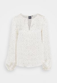 GAP - SPLIT BLOUSON - Blouse - white - 0