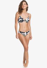 Roxy - Bikinitop - anthracite praslin s - 1