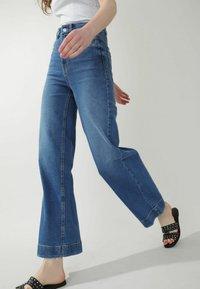 Pimkie - Flared Jeans - denimblau - 3