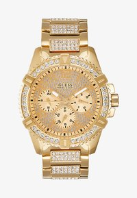 Guess - MENS SPORT - Watch - gold-coloured - 1