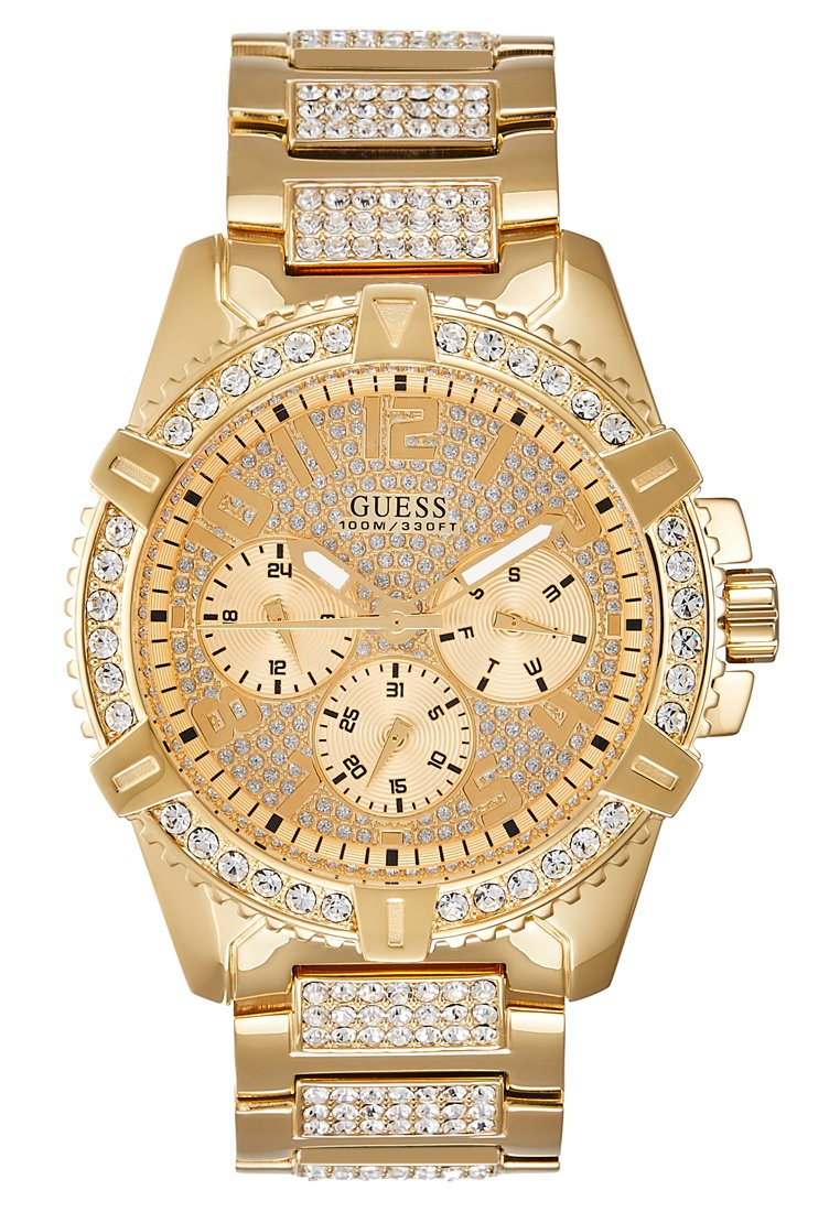 Guess - MENS SPORT - Montre - gold-coloured
